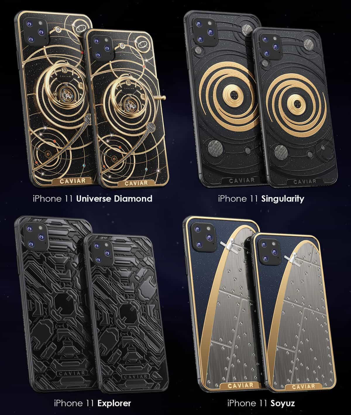 Caviar iPhone 11 cases 5