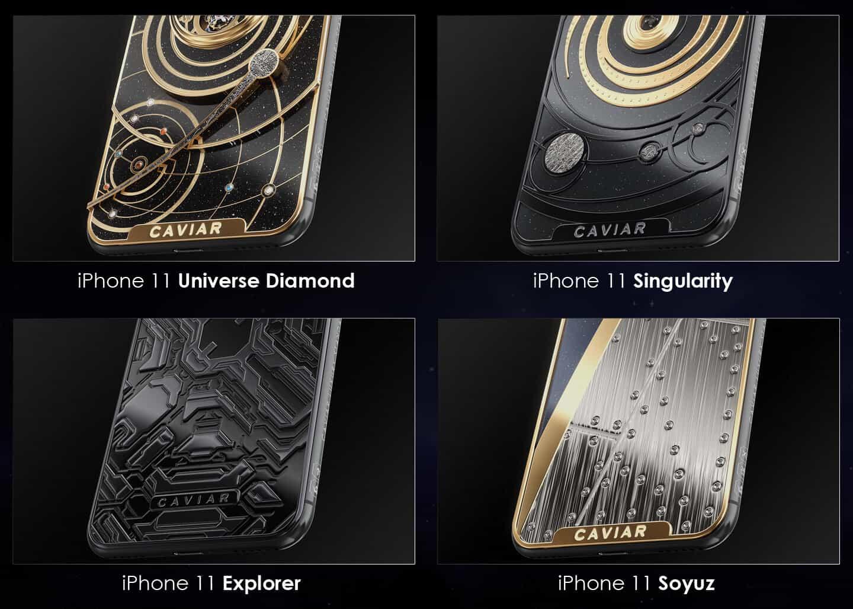 Caviar iPhone 11 cases 6