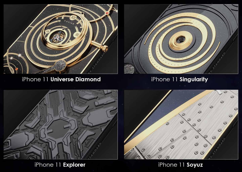 Caviar iPhone 11 cases 7