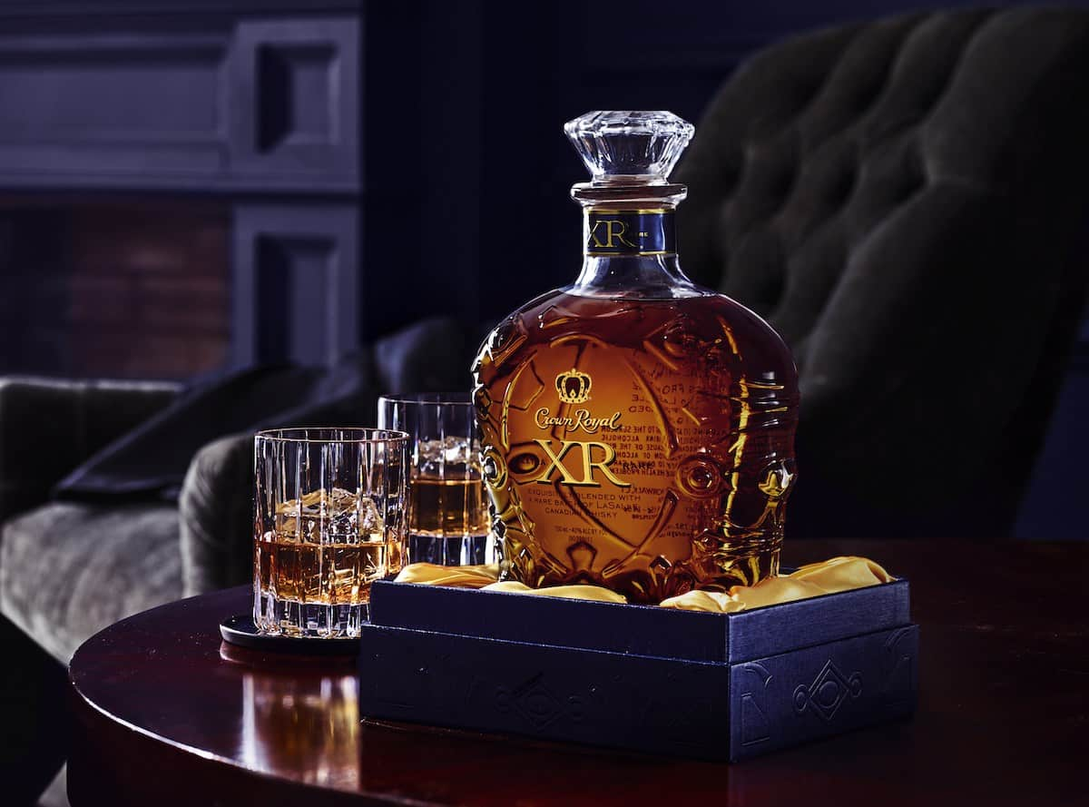 The Final Batches of Samuel Bronfman's LaSalle Distillery: Crown Royal XR Limited Edition