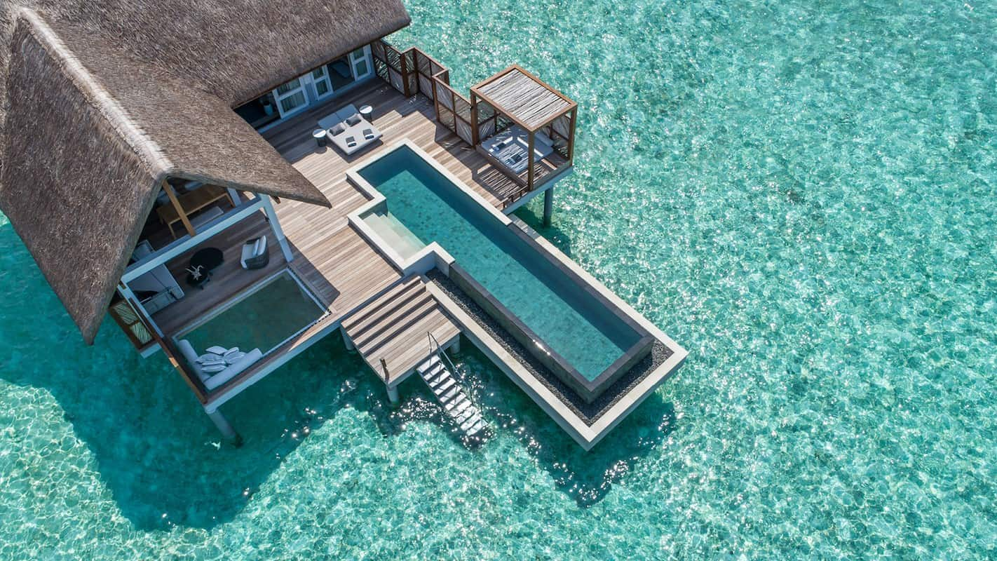Four Seasons Resort Maldives Unveils All New Pool Water Villas at Landaa Giraavaru