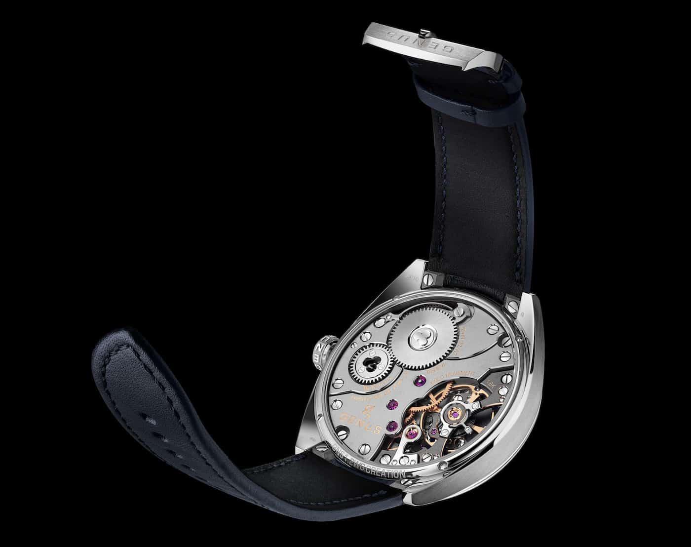 Genus Watches Gold Watch 6