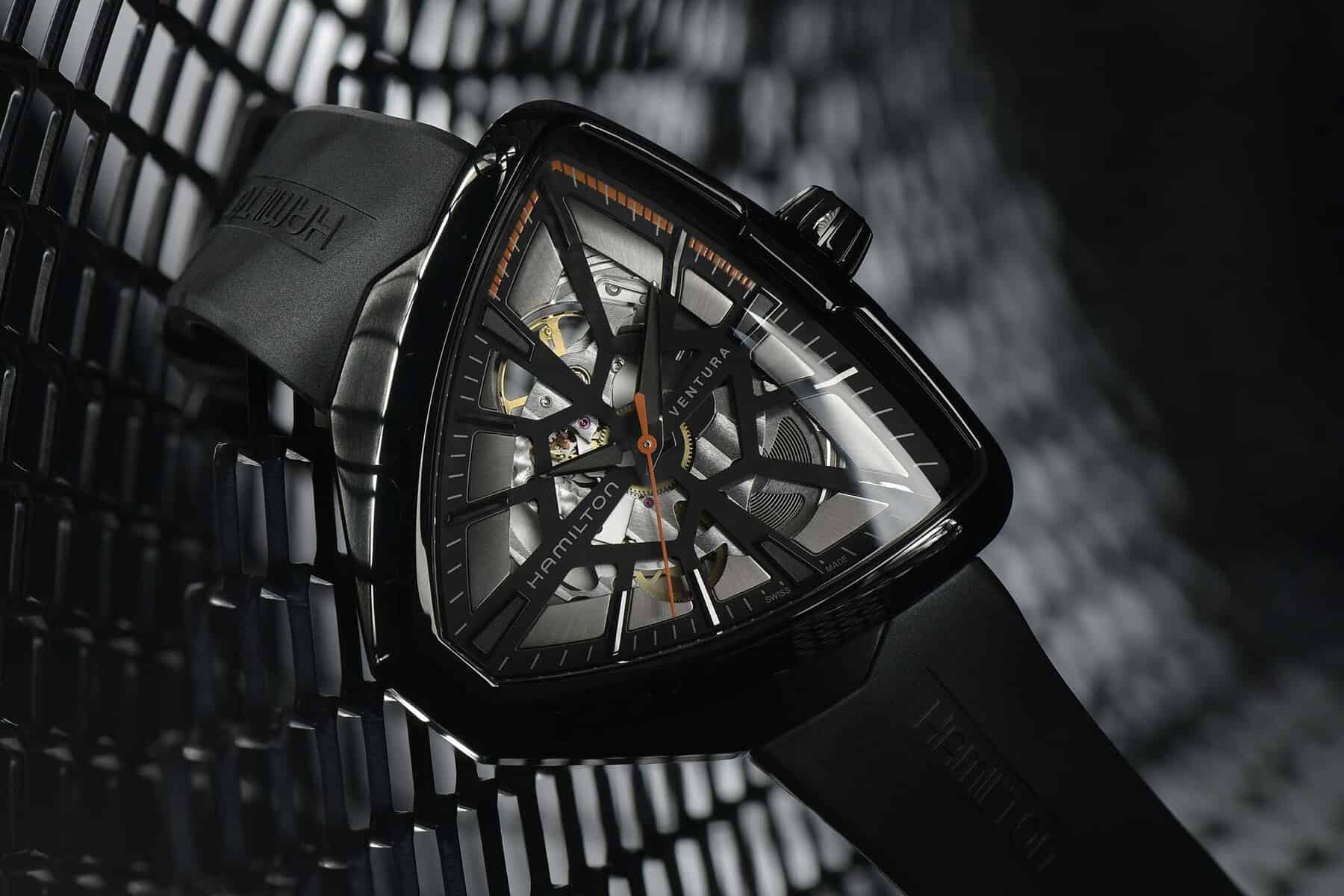 Hamilton Ventura Skeleton Limited Edition 4