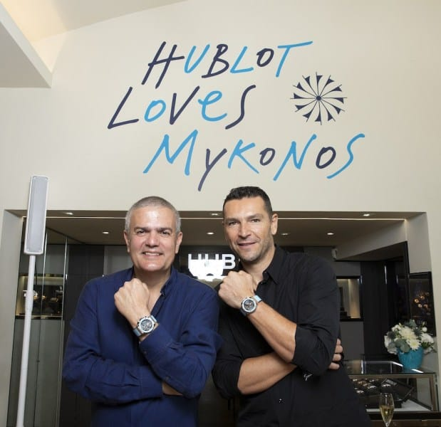 Hublot Classic Fusion Chronograph Mykonos 4