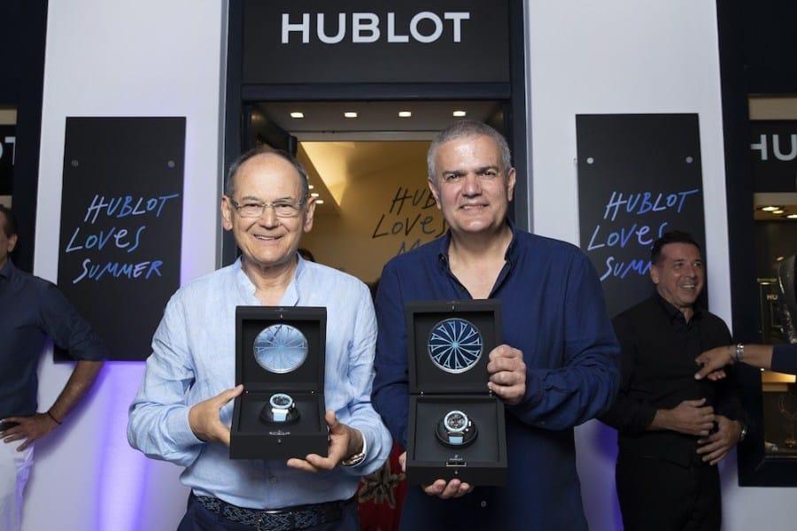Hublot Classic Fusion Chronograph Mykonos 5