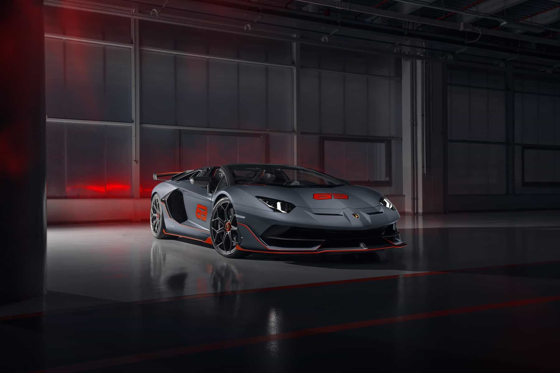 The Beauty and the Beast: Lamborghini Aventador SVJ 63 Roadster