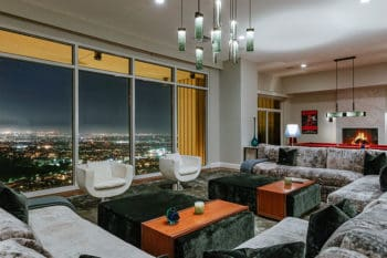 Matthew Perry LA Mansion in the Sky 3