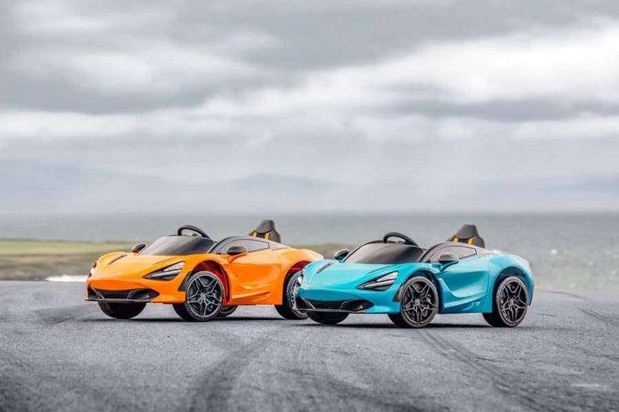 A McLaren 720S For Your Children? Why Not?