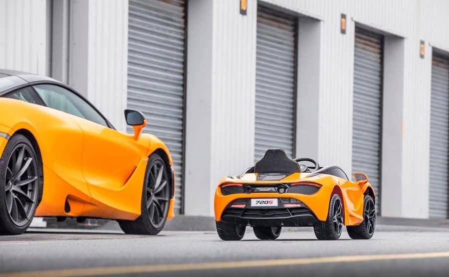 McLaren 720S Mini 2