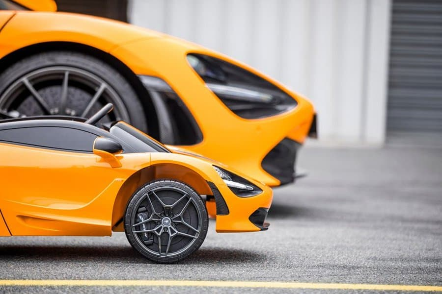 McLaren 720S Mini 3