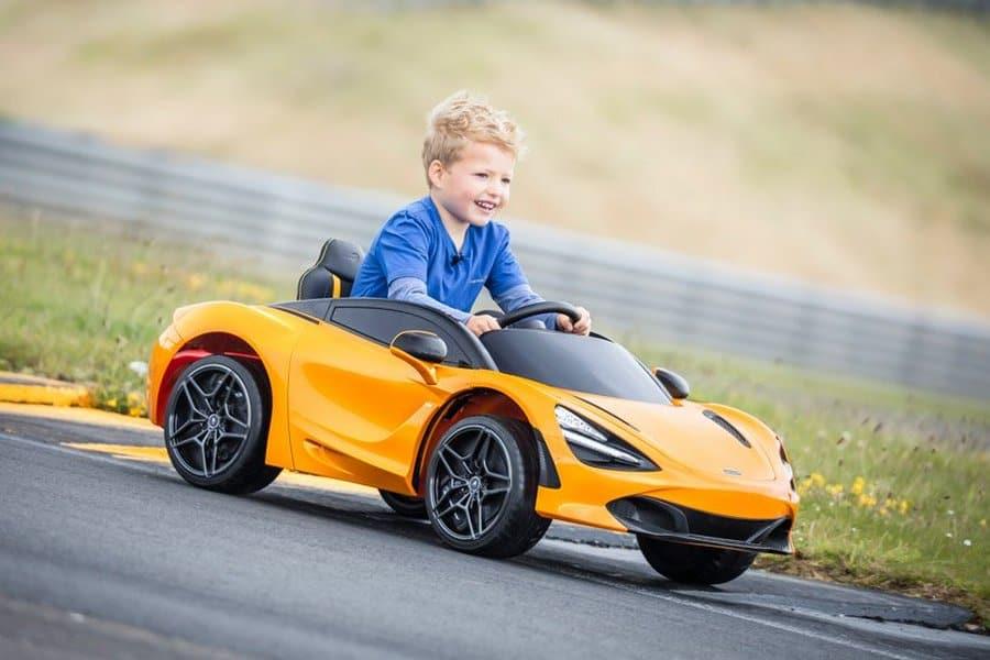 McLaren 720S Mini 5