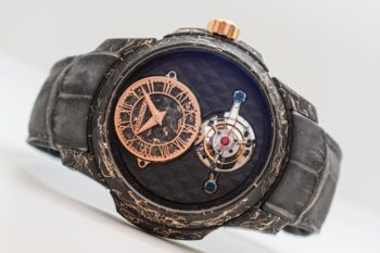 Only Watch 2019 Atelier DeMonaco Tourbillon Oculus 1297 1