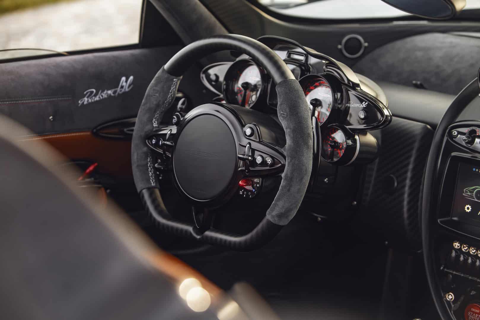 Pagani Huayra BC Roadster 5