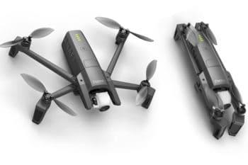 Parrot Anafi Quadcopter 1