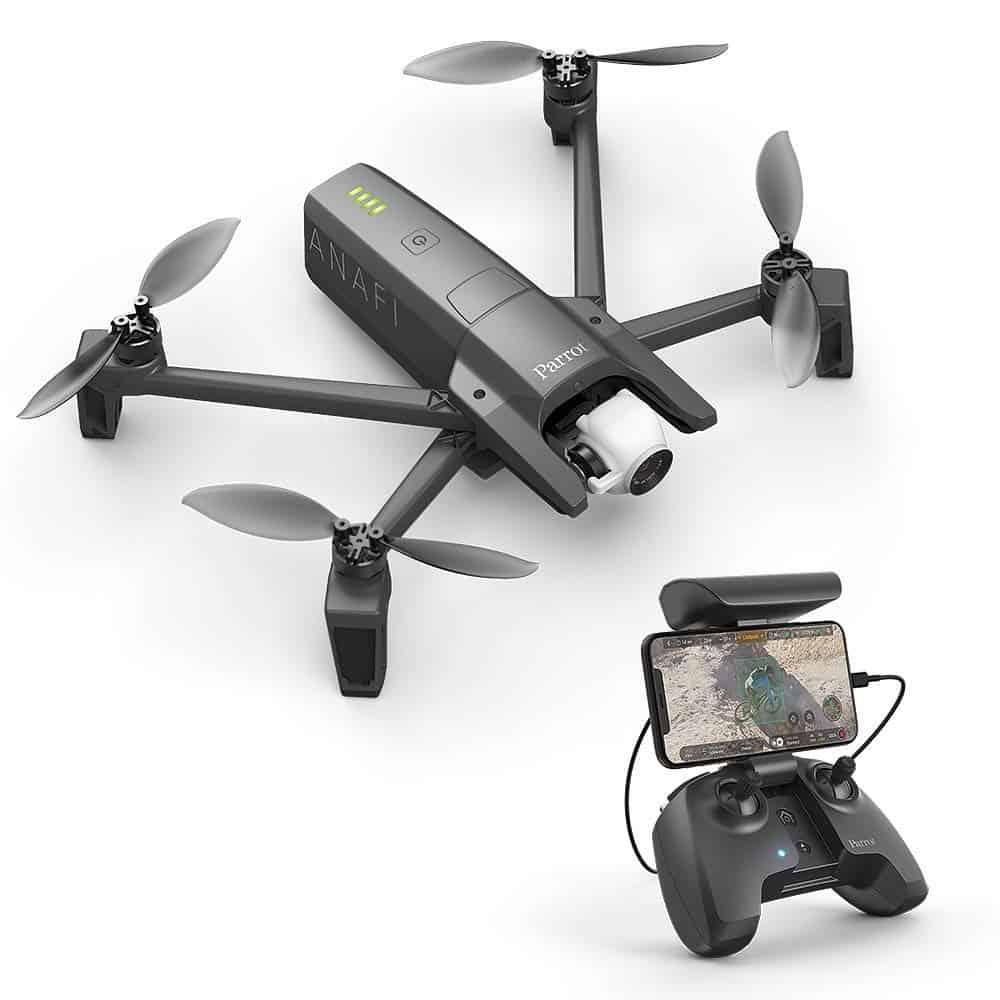 Parrot Anafi Quadcopter 3