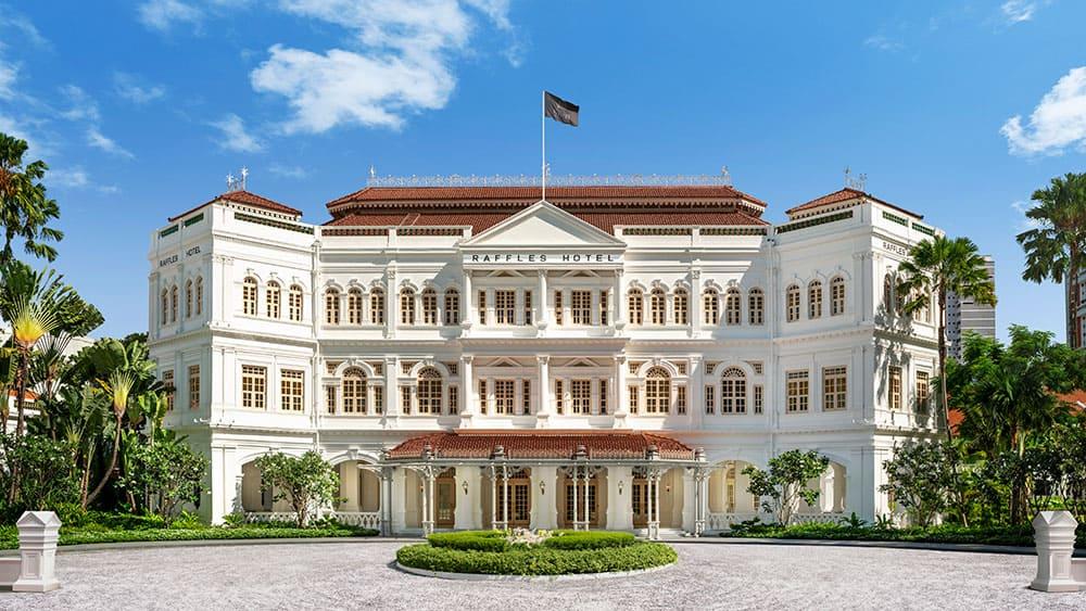 Raffles Singapore 1