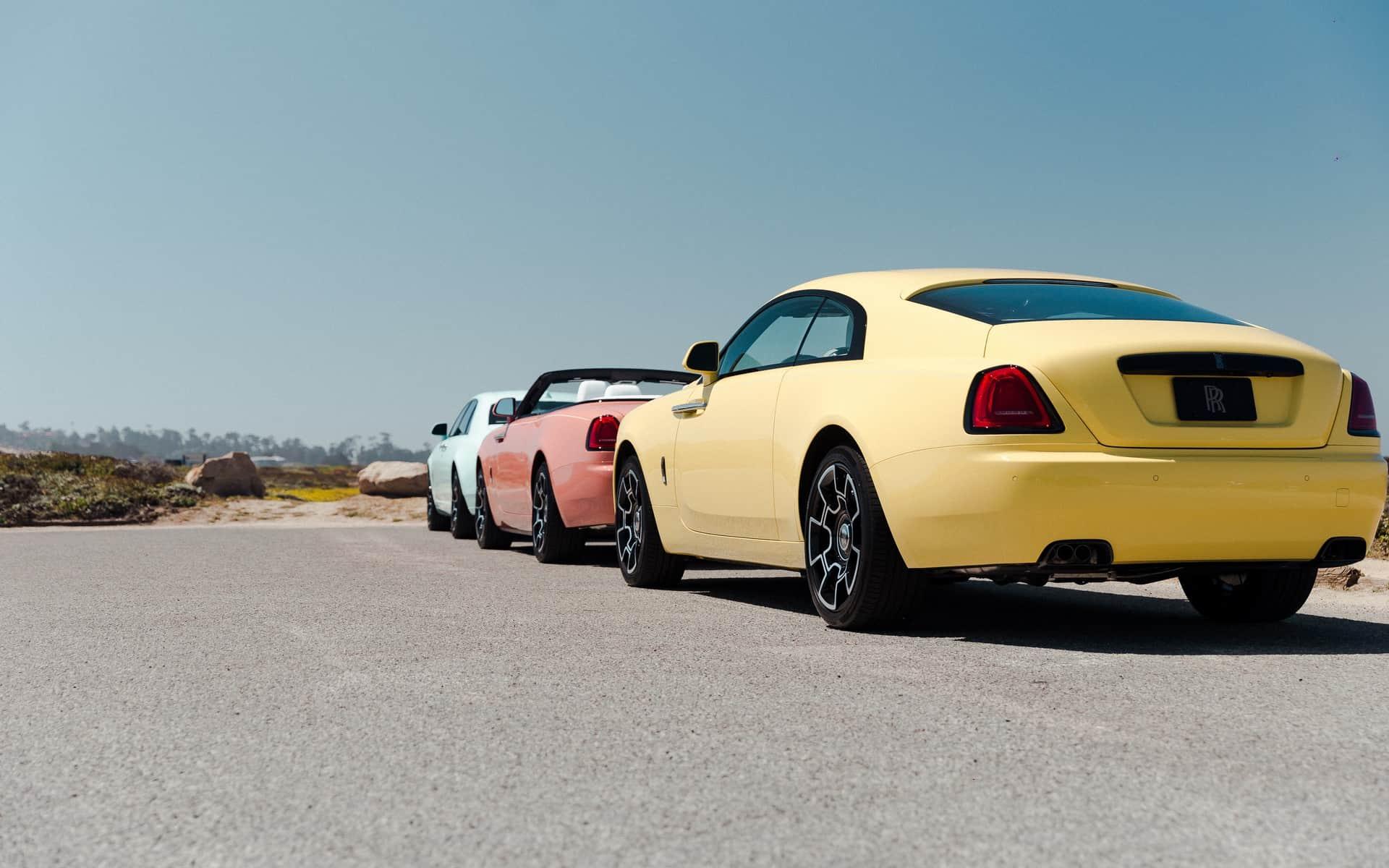 Rolls-Royce Pebble Beach Collection 5
