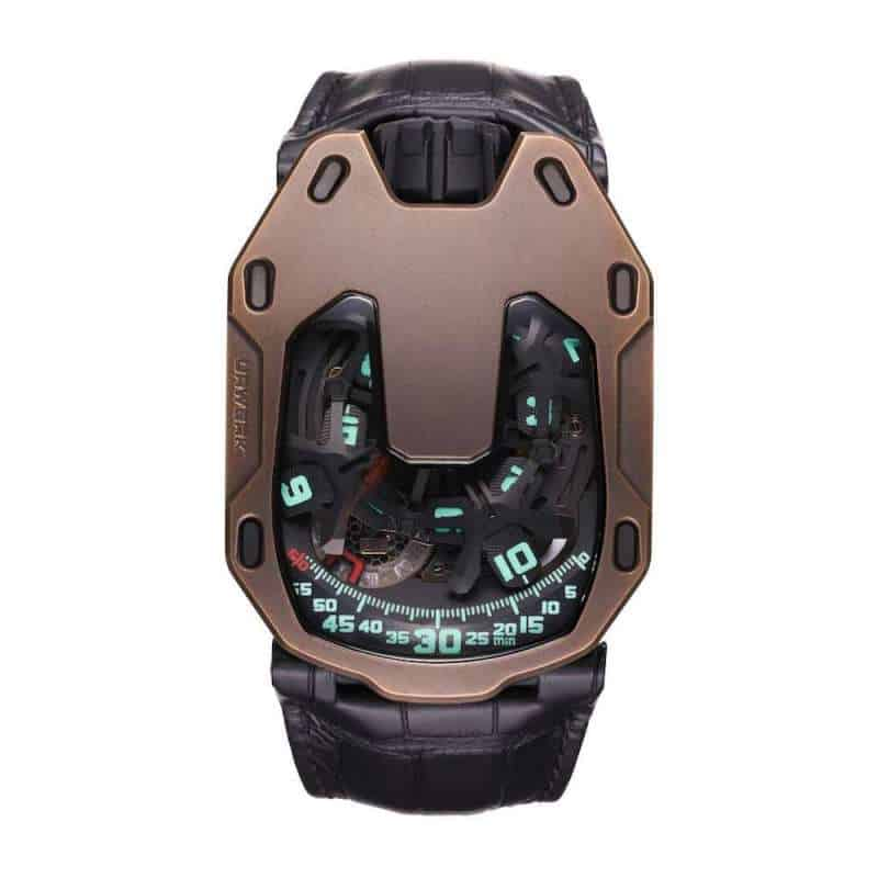 Urwerk UR-105 The Hour Glass 3