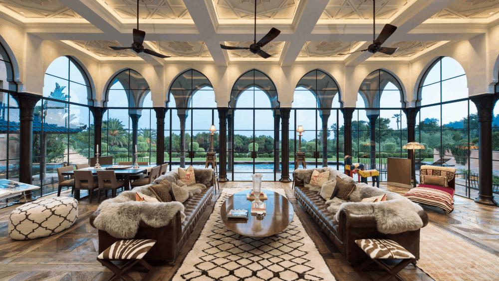 alhambra-montecito-mansion 6