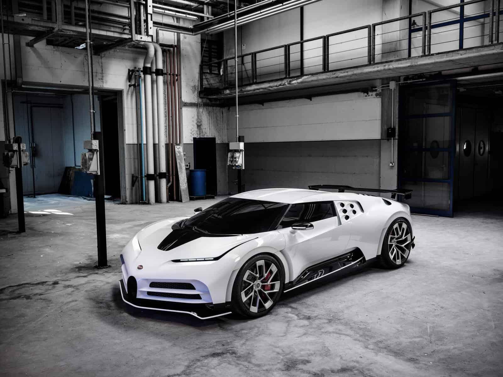 The Incredible Bugatti Centodieci Will Take Your Breath Away!