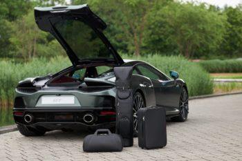 mclaren gt luggage set 4