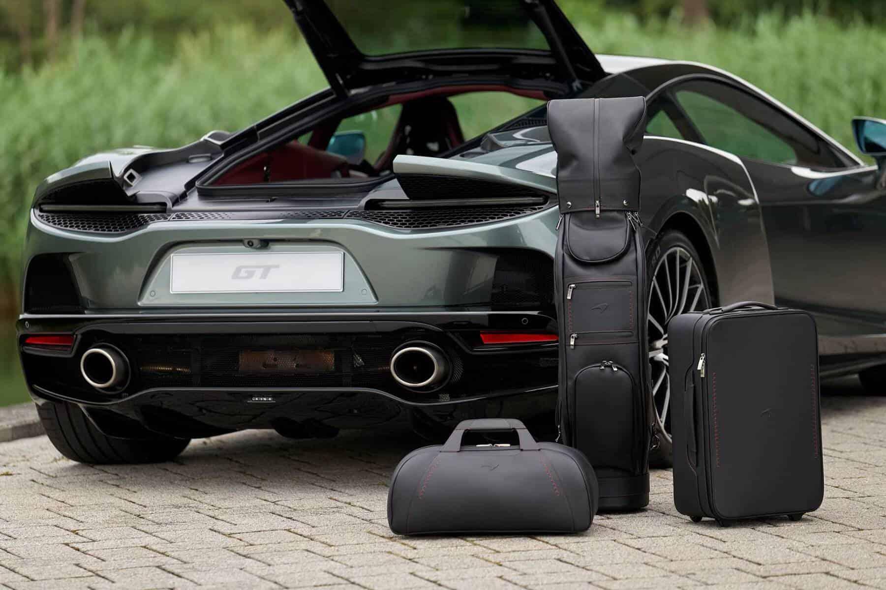 mclaren gt luggage set 5