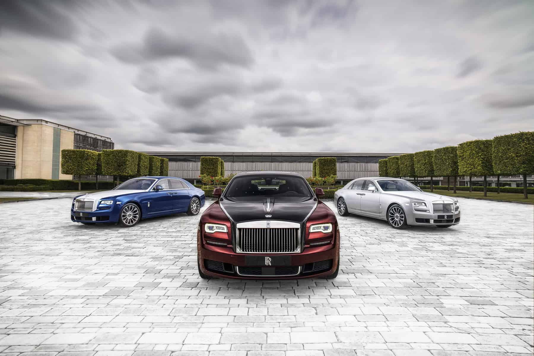 rolls royce ghost zenith collection 8