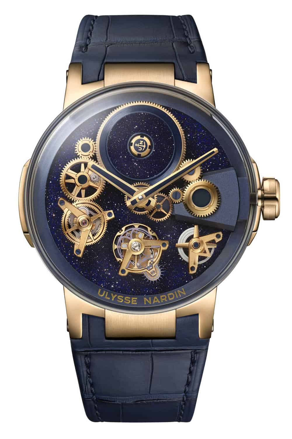 2019 Ulysse Nardin Executive Free Wheel 1