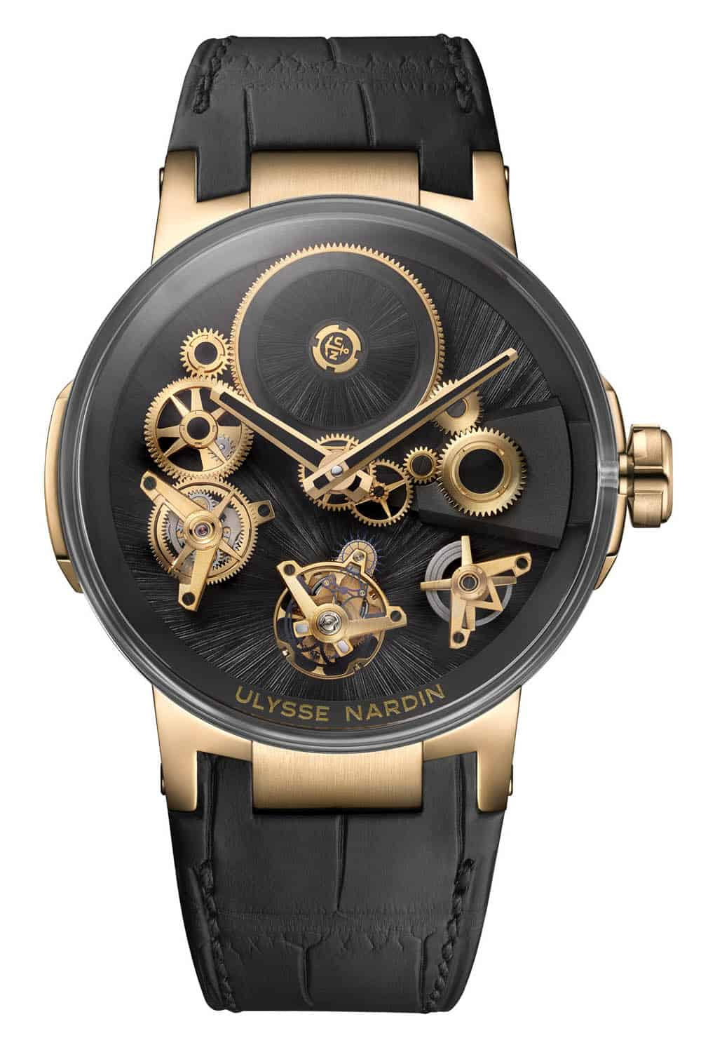 2019 Ulysse Nardin Executive Free Wheel 8