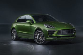 2020 Porsche Macan Turbo 1