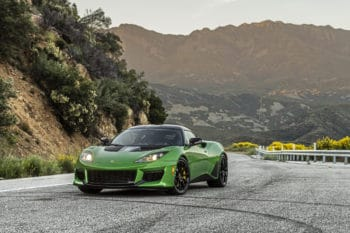 2020 lotus evora GT 1