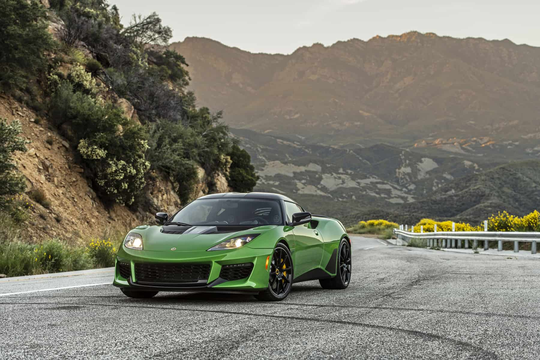 The new Lotus Evora GT is Lighter, Faster and Even More Amazing!