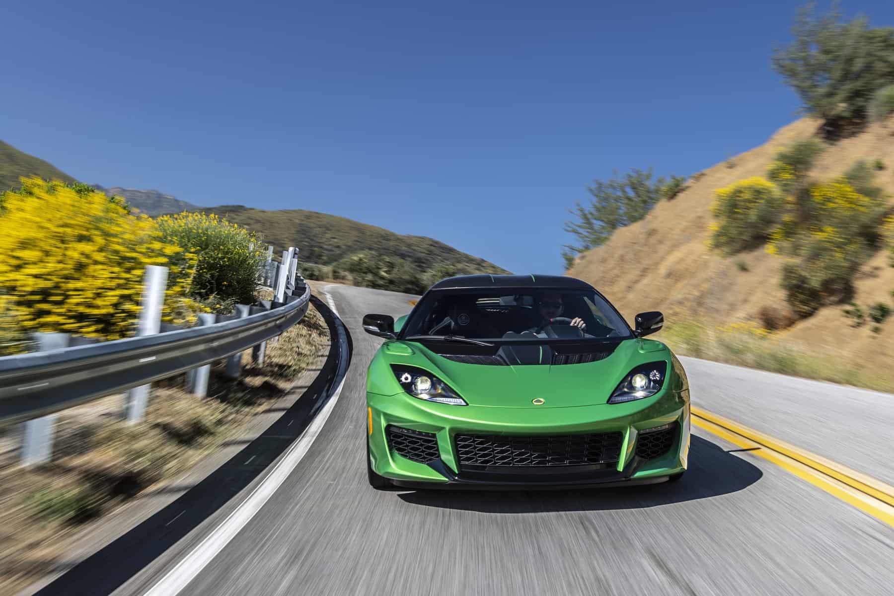 2020 lotus evora GT 2