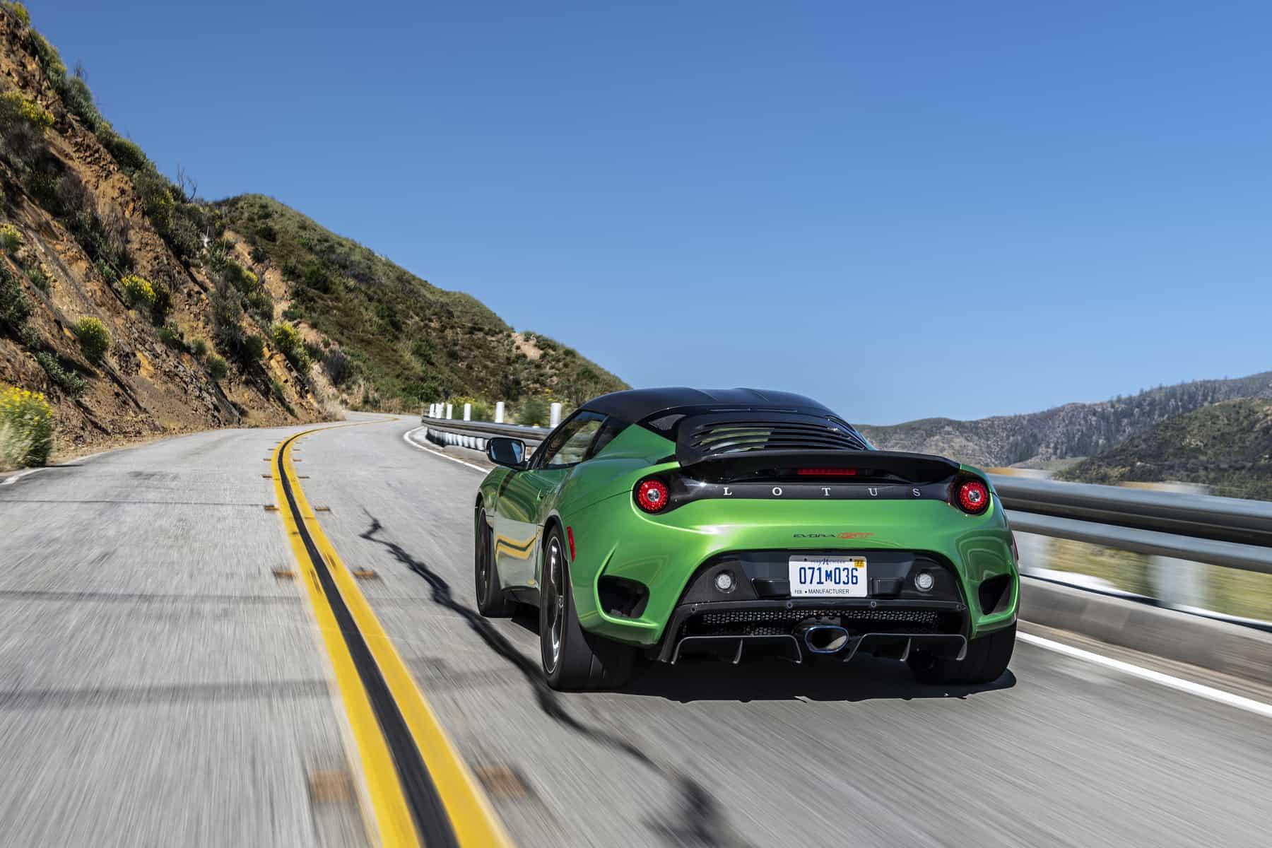 2020 lotus evora GT 4