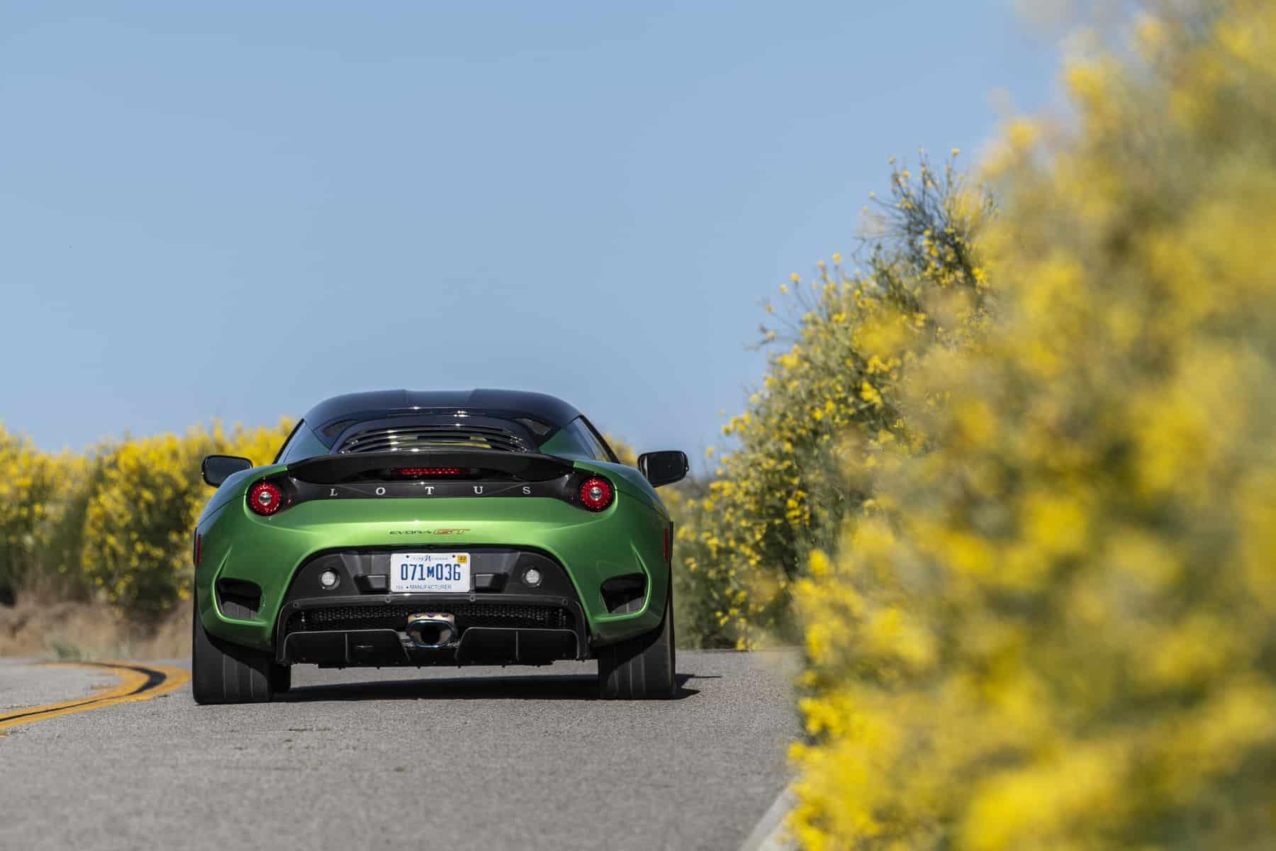 2020 lotus evora GT 5