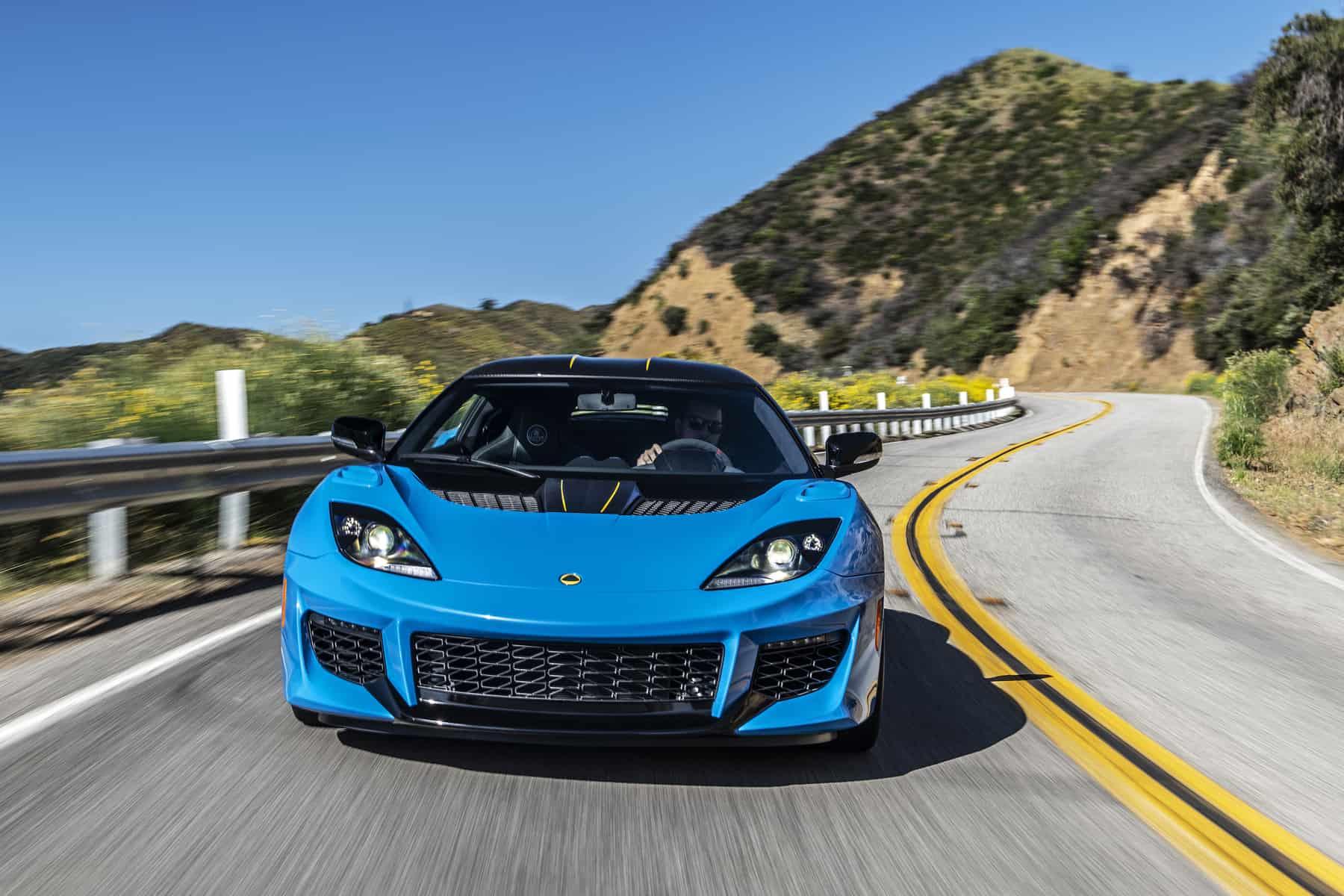 2020 lotus evora GT 6