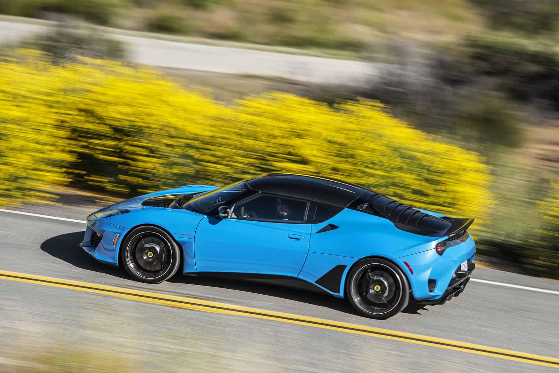 2020 lotus evora GT 7