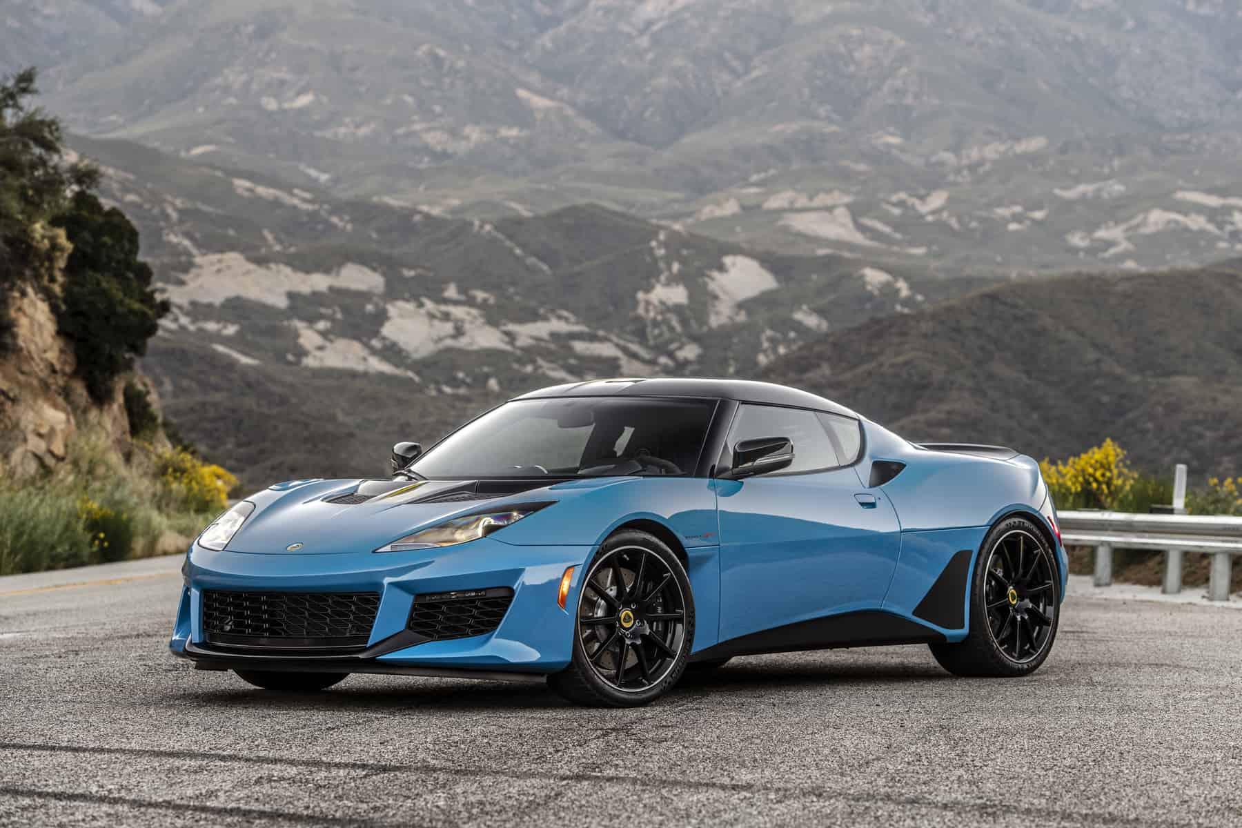 2020 lotus evora GT 8