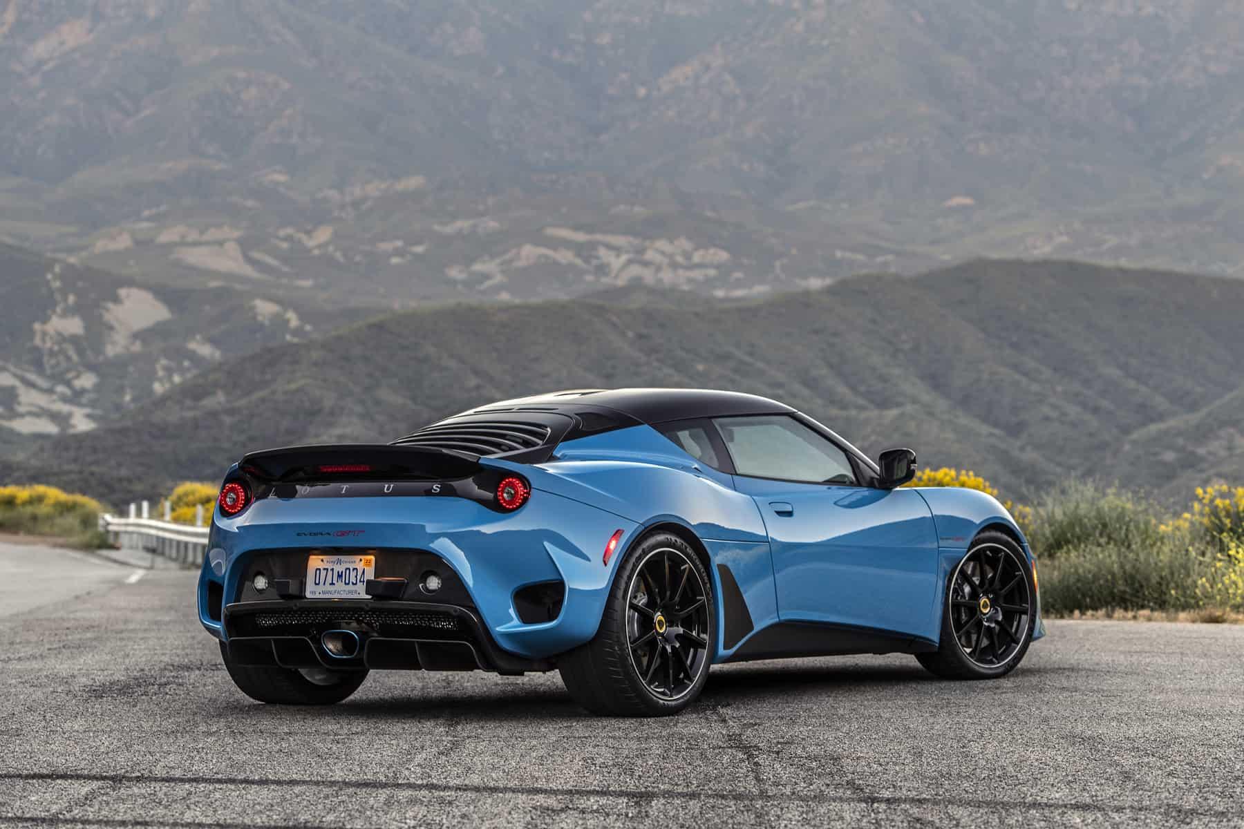 2020 lotus evora GT 9