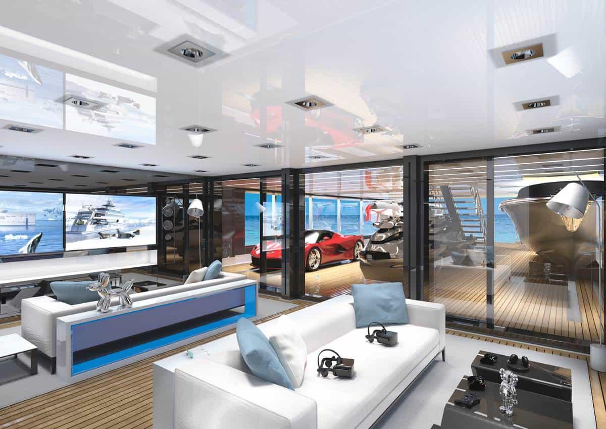 80m Hybrid Explorer Yacht 8