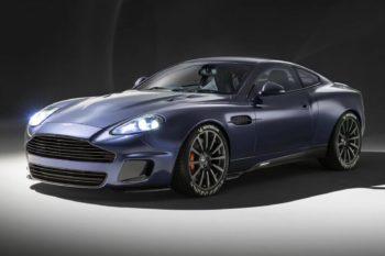 Aston Martin Vanquish by Ian Callum 1