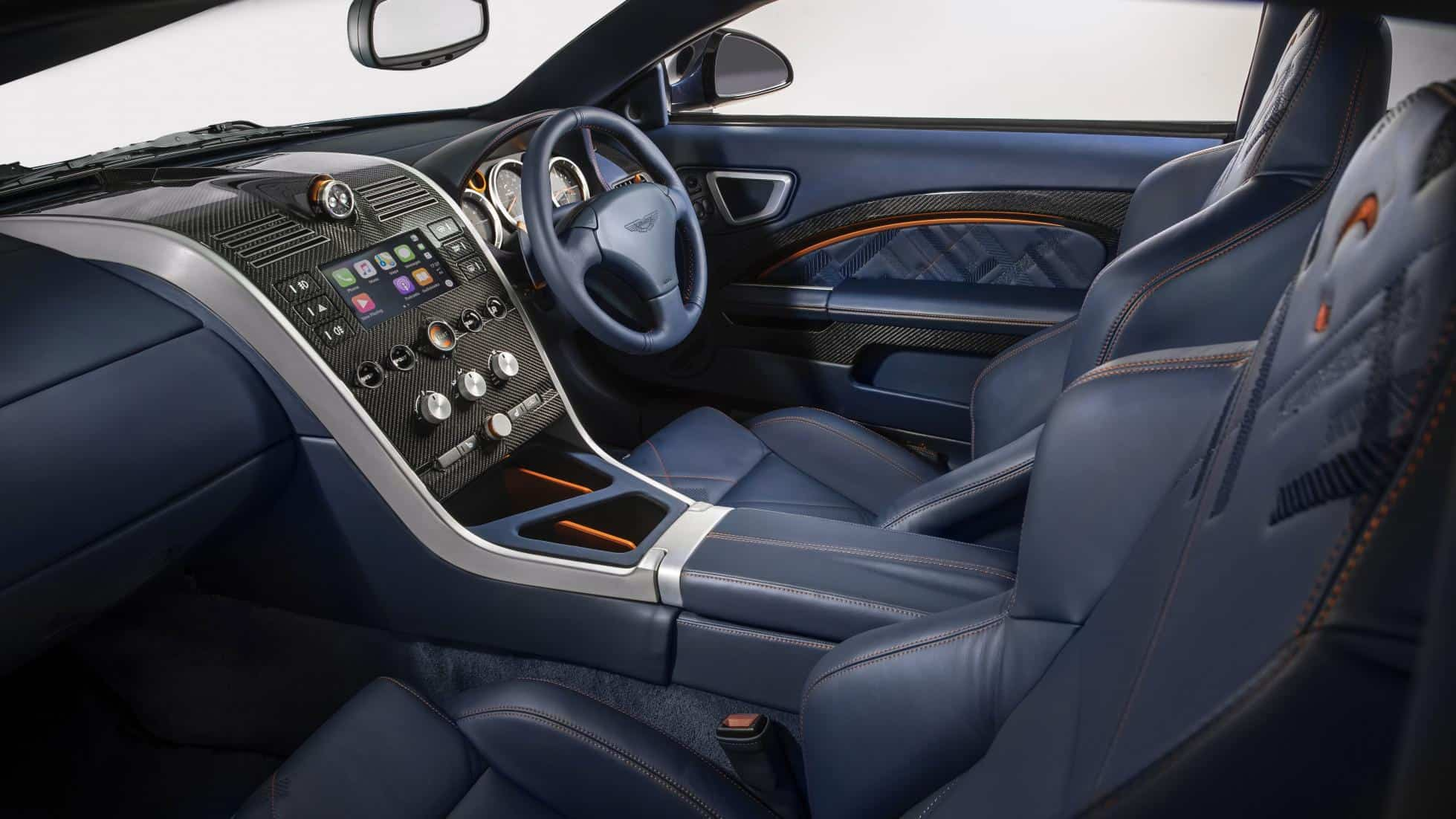 Aston Martin Vanquish by Ian Callum 3