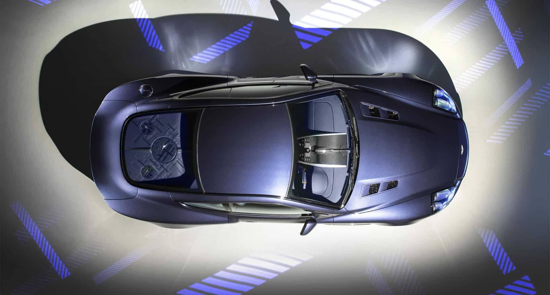 Aston Martin Vanquish by Ian Callum 4