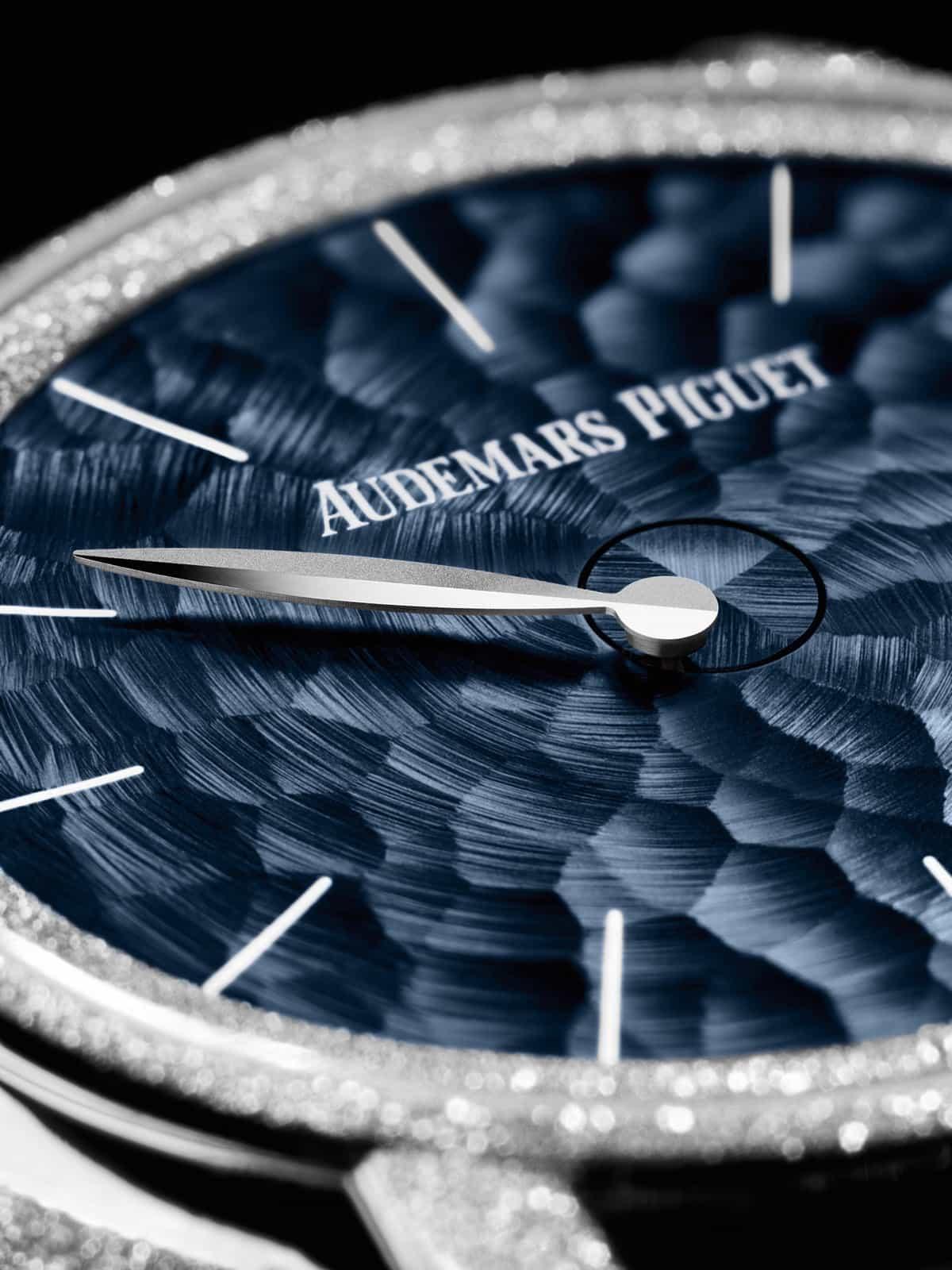 Audemars Piguet Millenary Frosted Gold Philosophique 5
