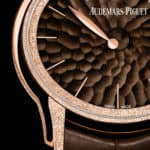 Audemars Piguet Millenary Frosted Gold Philosophique 6