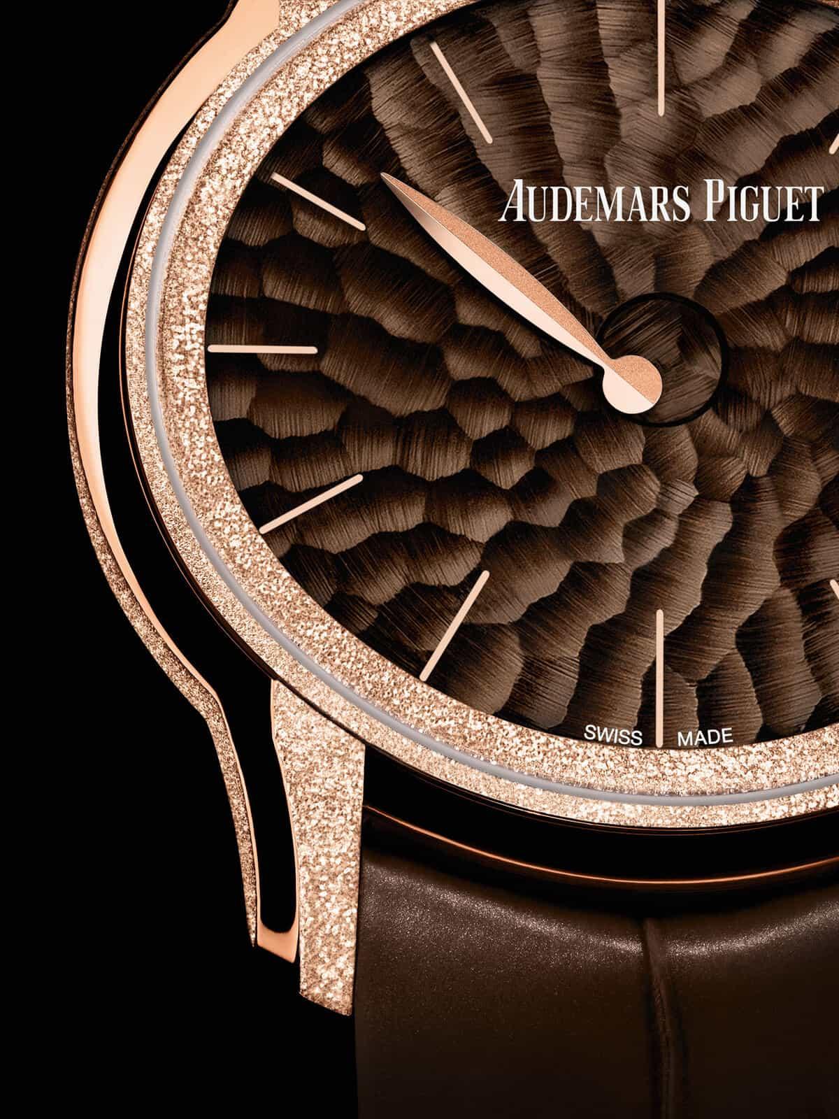 Audemars Piguet Millenary Frosted Gold Philosophique 6