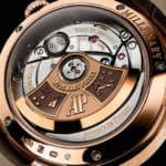 Audemars Piguet Millenary Frosted Gold Philosophique 7