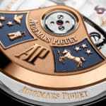 Audemars Piguet Millenary Frosted Gold Philosophique 8