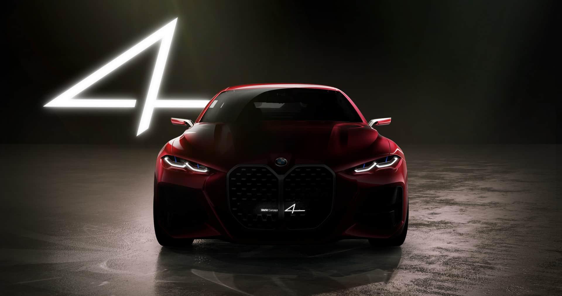 BMW Concept 4 5
