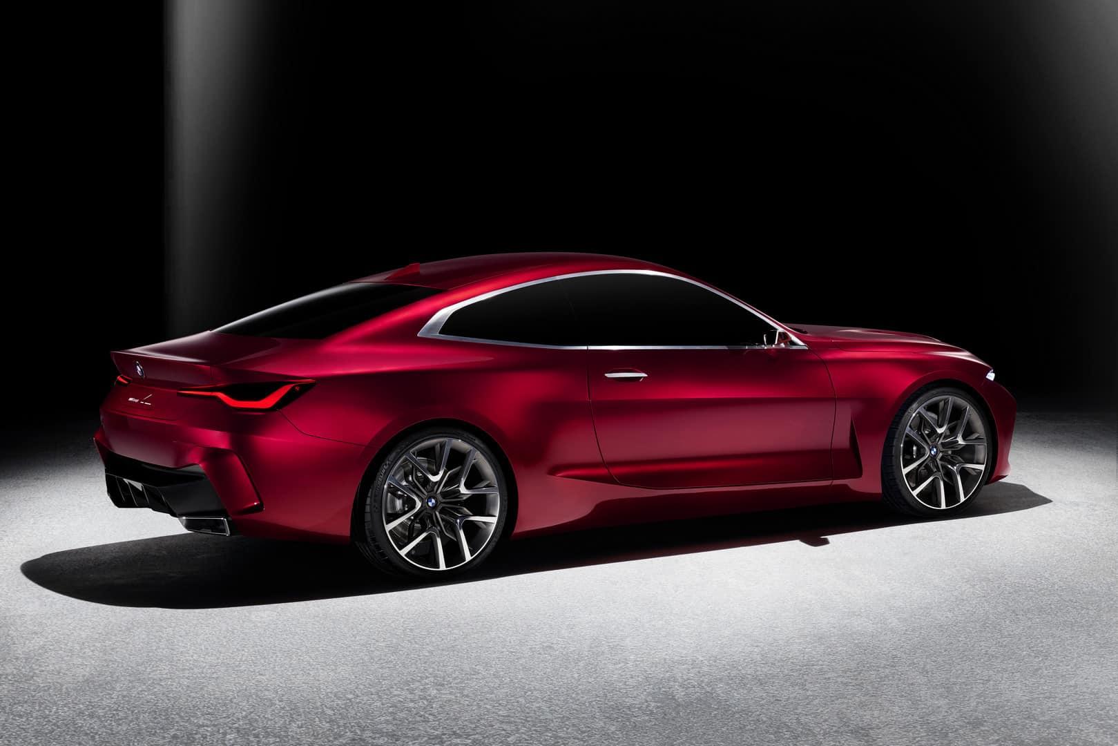 BMW Concept 4 9